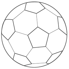resultado de imagem para desenhos de bolas para imprimir diogo e