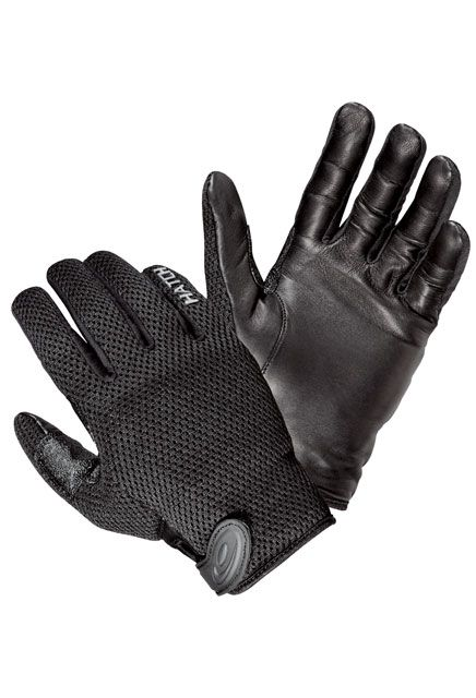 09400b61750 The Hatch CT250 CoolTac Police Duty Gloves is a lightweight glove designed  for officers who work in warmer climates to provide protection when  handling ...