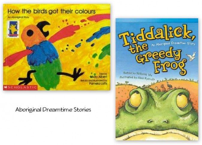 Australian Aboriginal Dreamtime Stories- How the Birds got Their ...