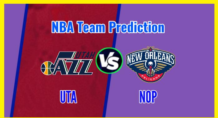 Uta Vs Nop Dream11 Team Prediction Nba 2020 21 Nba Starting Linupes Today Nba Team Prediction Crickinfo India In 2021 Nba Teams Nba Dream Team Nba