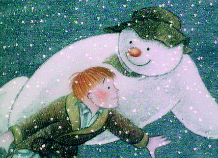 The boy and the snowman _ The Snowman (1982)