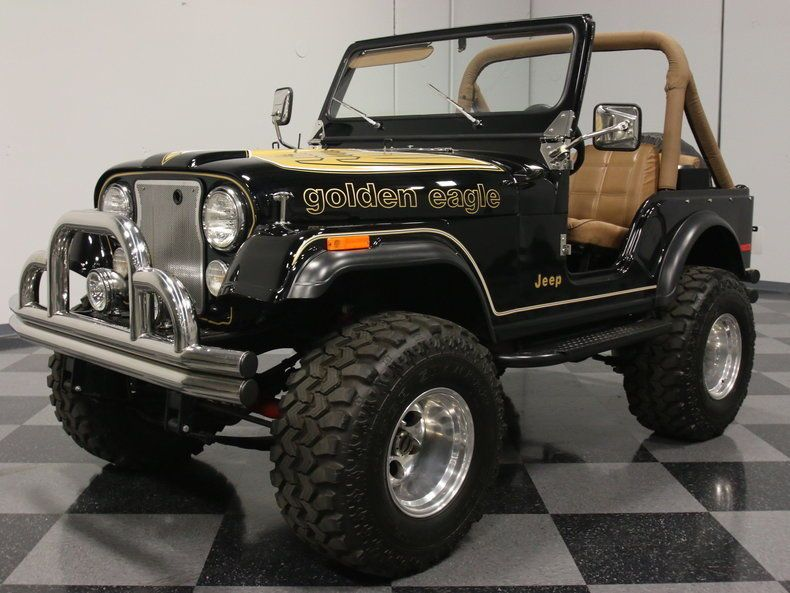 Ebay 1979 Jeep Cj Golden Eagle Beautiful Classic 79 Jeep Cj 5