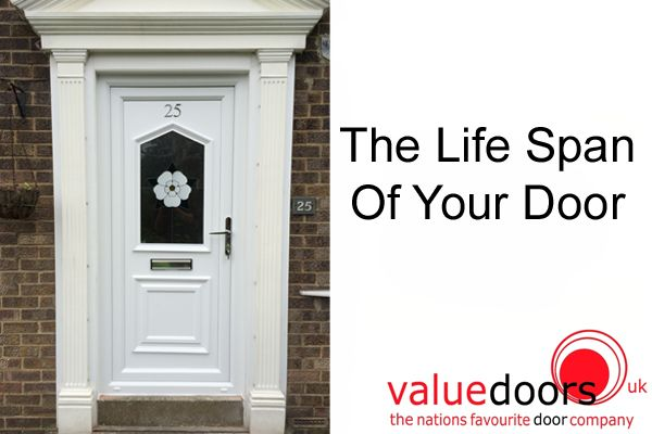 Find out how long your new uPVC or Composite Door should last on our blog! http://www.valuedoors.co.uk/blogs/valuedoors-blog/the-life-span-of-your-door