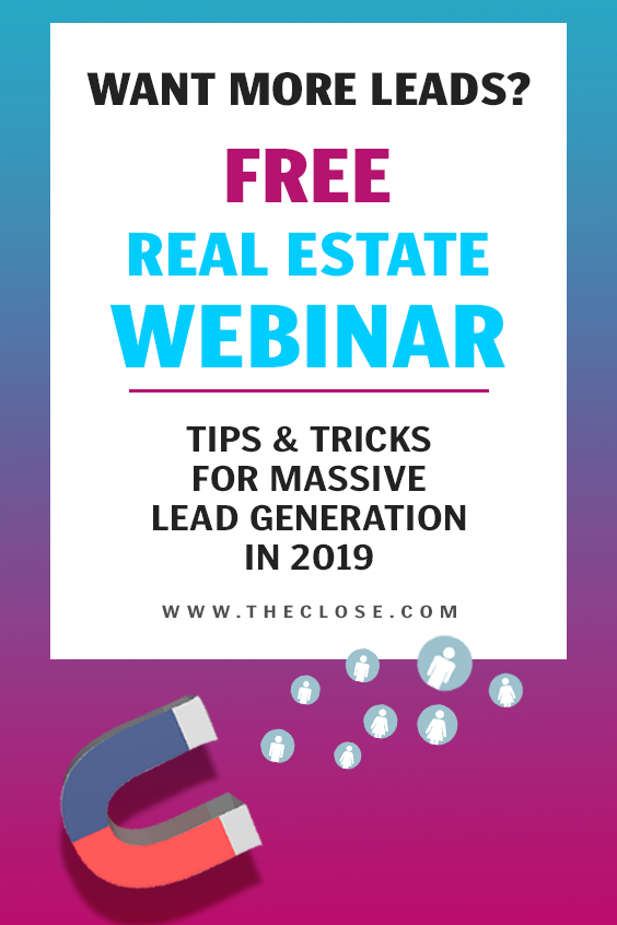 10 Free Marketing Ideas You Can Do Today 2019 The Top 10 Real Estate Lead Generation Ideas for 2019 in 2019