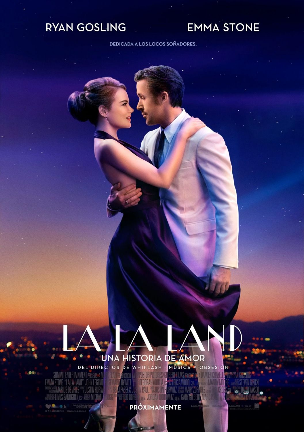 Return To The Main Poster Page For La La Land 8 Of 10