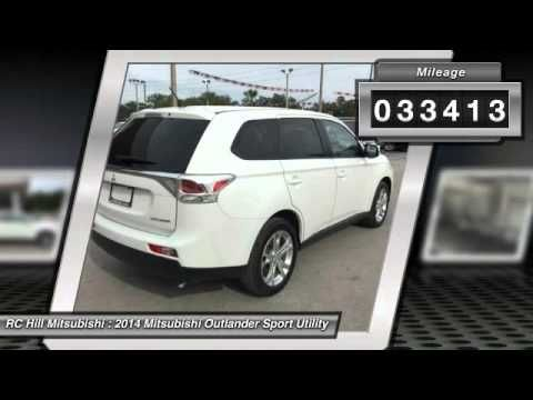 2014 Mitsubishi Outlander DeLand Daytona Orlando EZ011103