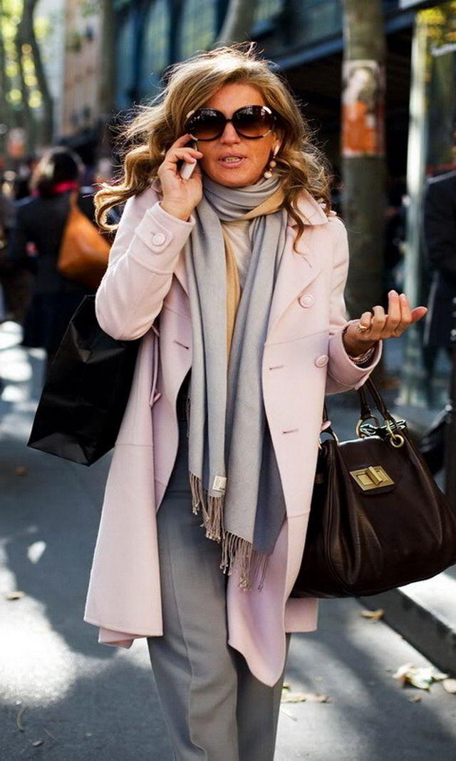 Мода для женщин за 50 | Мода для женщин, Одежда для женщин ...
