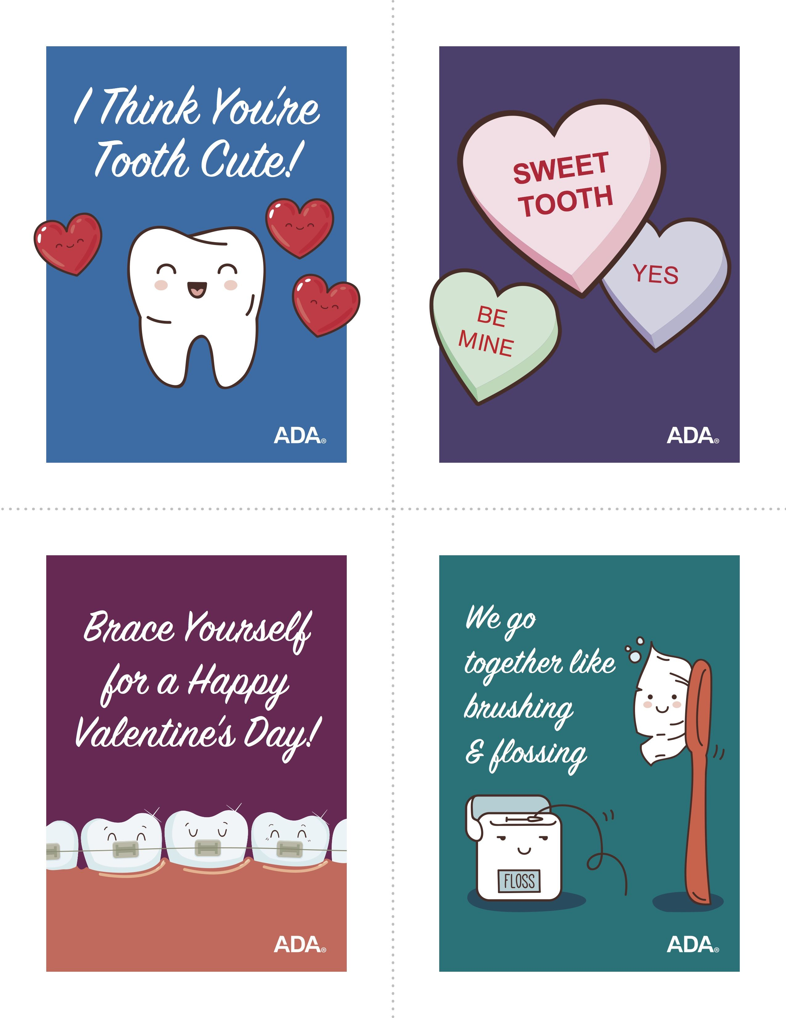 Valentines to share with your friends and family! Feel ...