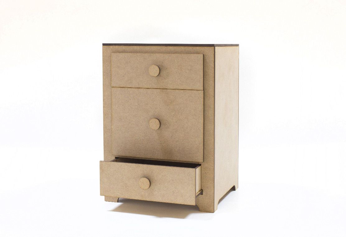 unfinished dollhouse furniture. Unfinished Tiny Commode - Dollhouse Furniture Supply DIY Jewelry Organizer R