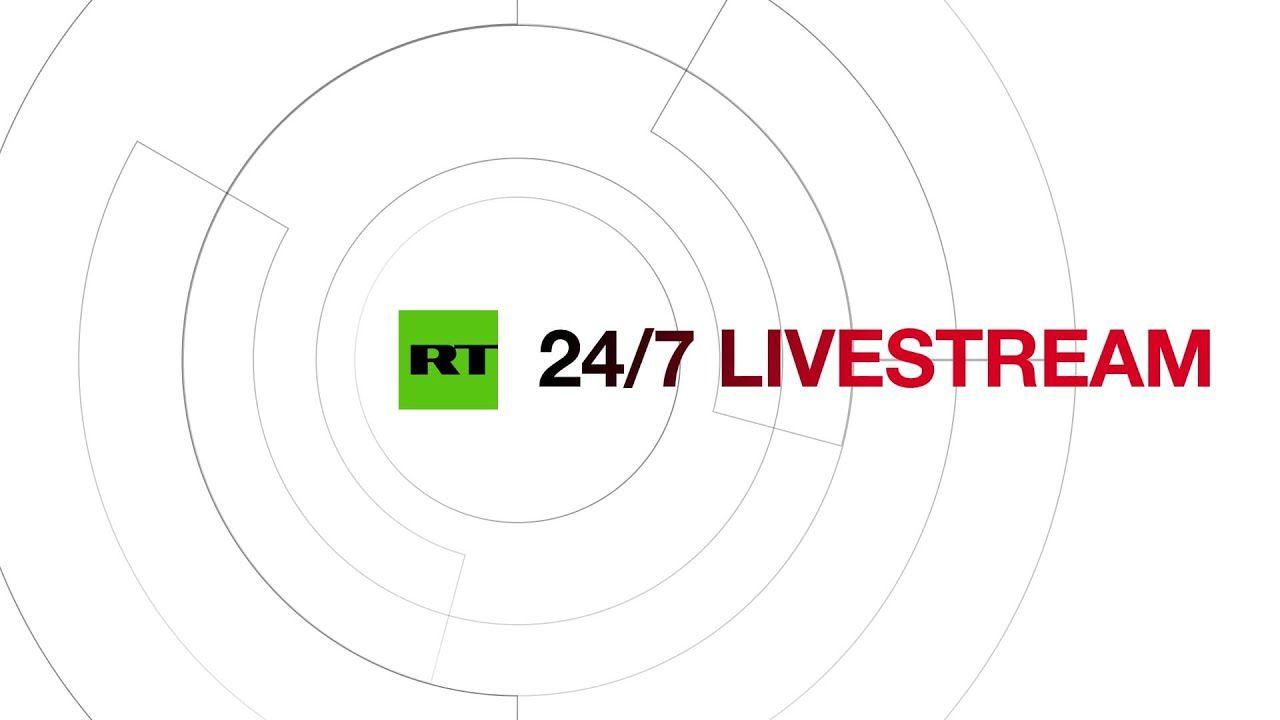 Rt News On Air Livestream 24 7 Hd Live Streaming Live Tv Global News