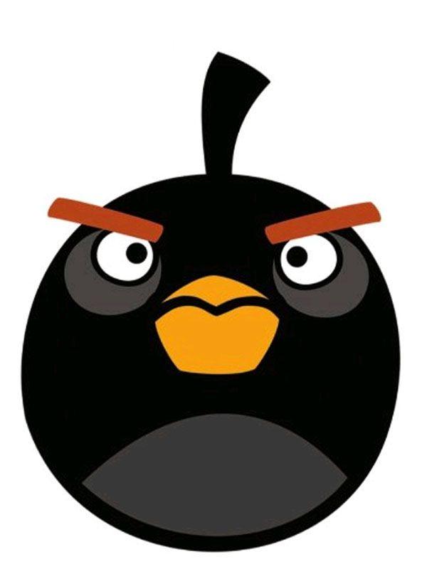 Dibujos Infantiles Para Imprimir Y Recortar De Peliculas Series Disney Y Mucho Mas Tatuajes De Osito De Peluche Angry Birds Cumpleanos Angry Birds