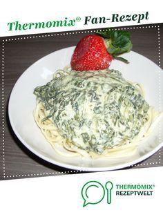 Photo of Garlic spinach spaghetti