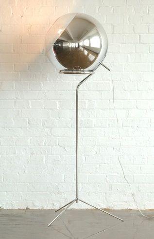 Tom Dixon Mirror Ball Floor Lamp Ball Lamps Lamp Floor Lamp