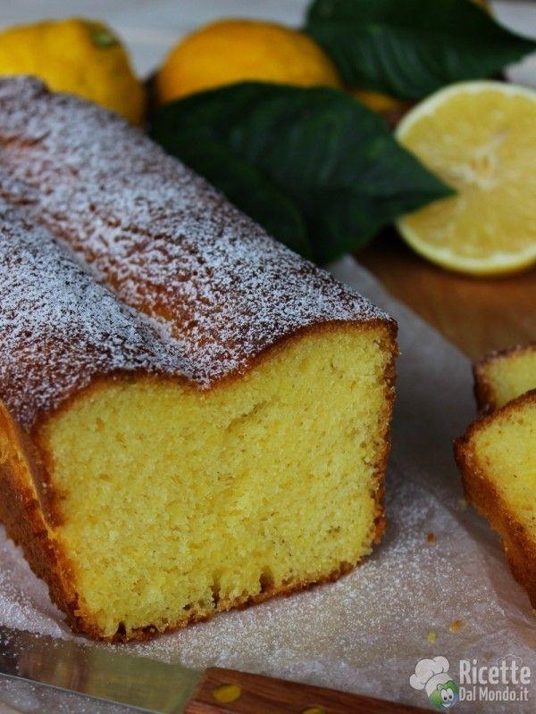 Come fare il plumcake al limone