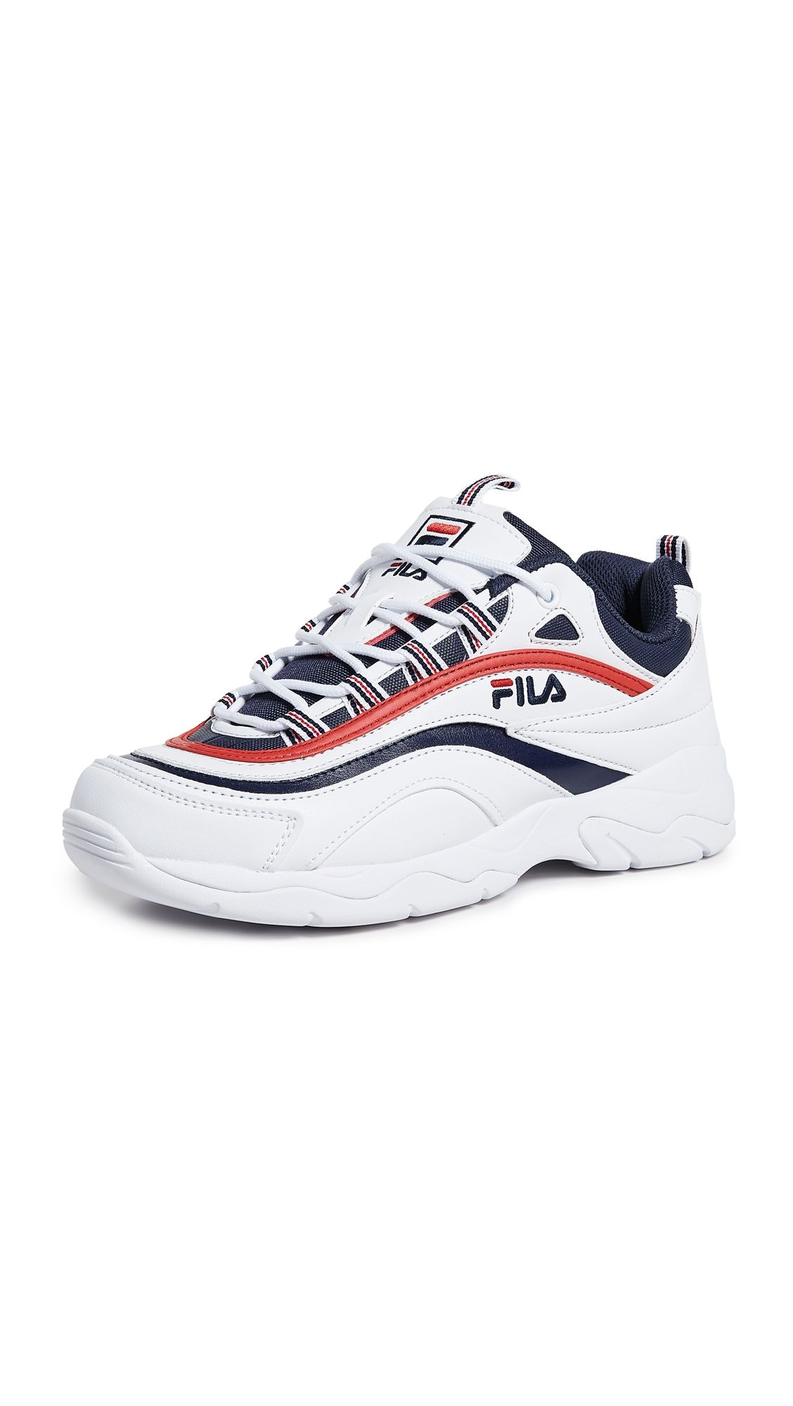FILA RAY SNEAKERS. #fila #shoes | Sneakers in 2019 ...