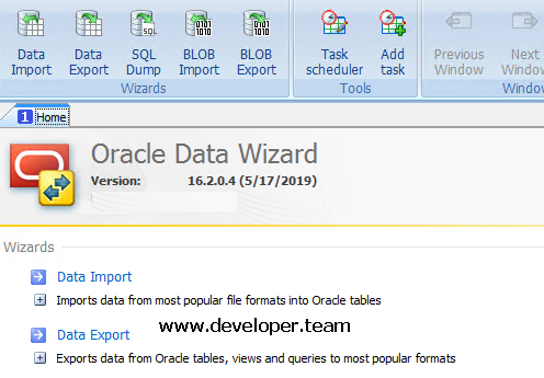 SQLMaestro Oracle Data Wizard 16 2 0 4 Cracked - Oracle