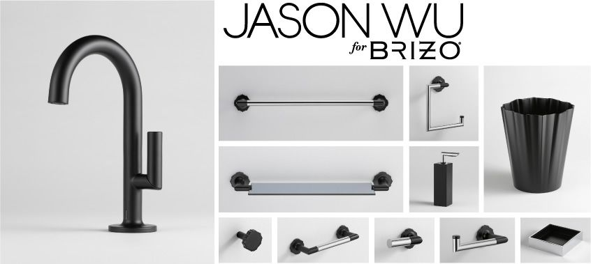 Charming Jason Wu For Brizo: Fashion Designeru0027s Collection Of Plumbing Fixtures U0026  Accessories. Matte Black