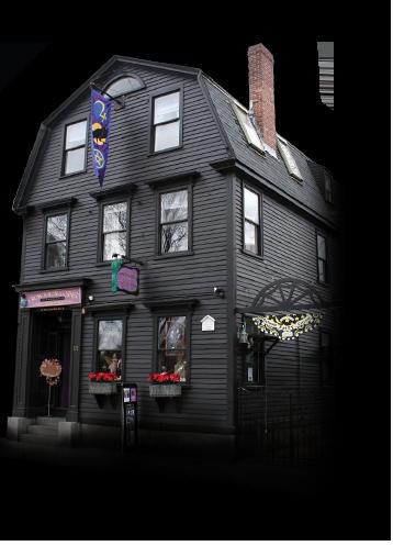 Crow Haven Corner Salem S Oldest Witch Shop Salem Massachusetts Salem Mass Boston Vacation