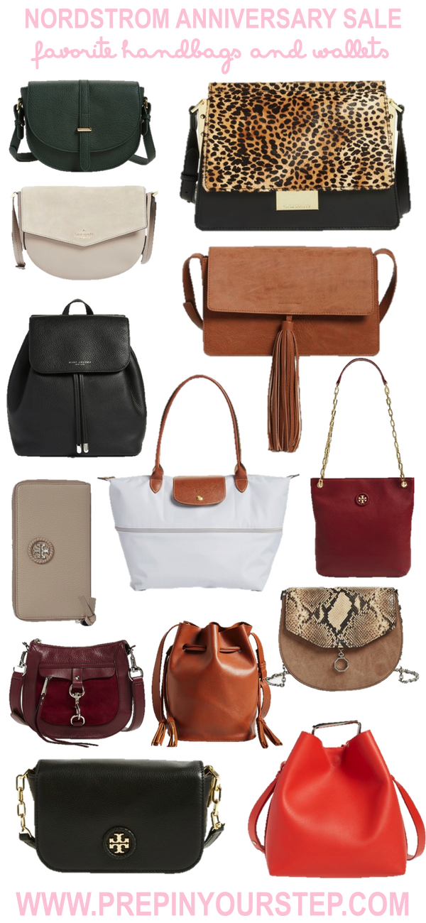 Best handbags and wallets available from the Nordstrom Anniversary Sale! #nsale All are shippable now!