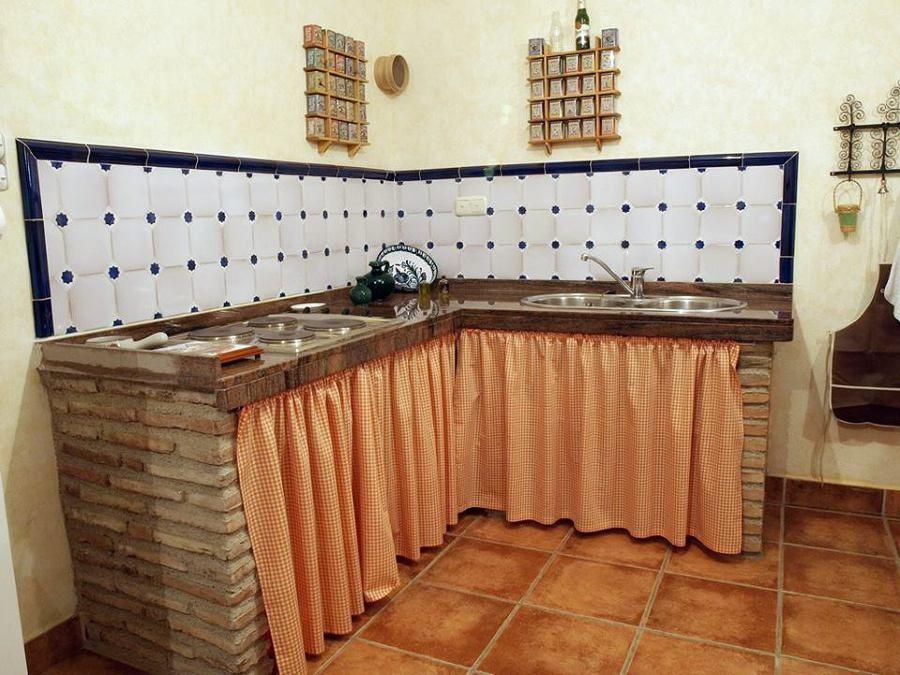 Cocina Rustica Cocinas Rusticas Cocinas Rusticas De Ladrillo Cocinas De Obra