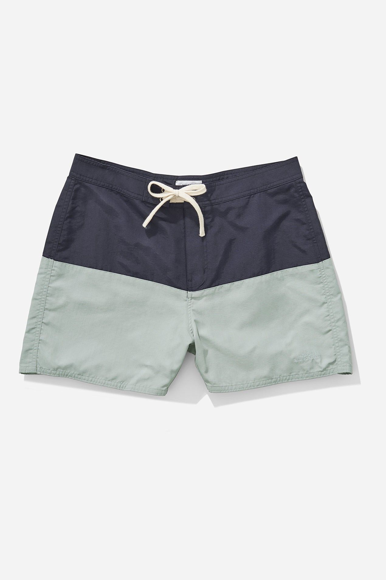 720b2ff2d8 Saturdays Nyc Ennis Boardshort Midnight/Stone Blue - 28 | Products ...
