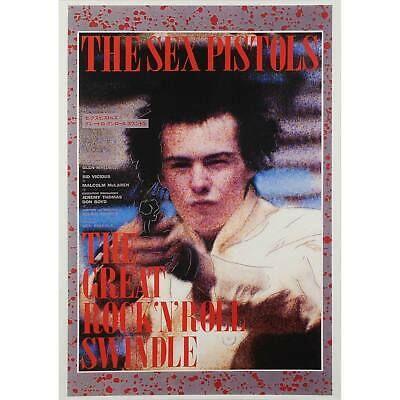 Sex Pistols Domestic Poster #fashion #home #garden #homedcor #postersprints (ebay link)