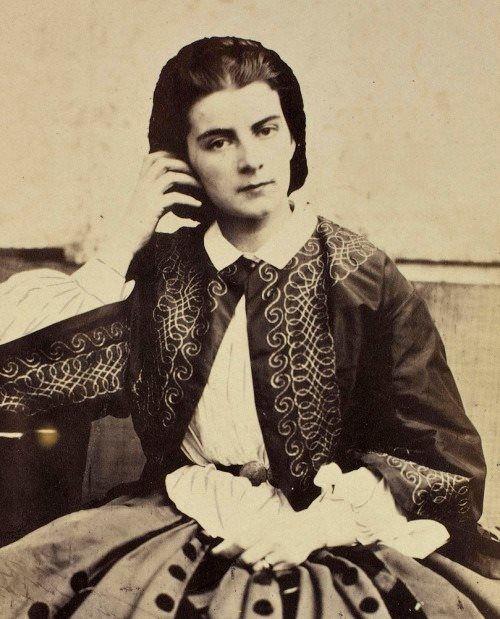 Maria Sofia von Wittelsbach Queen of Naples