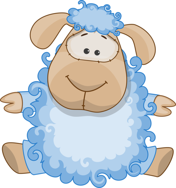 mouton | Baby clip art, Art for kids, Sheep