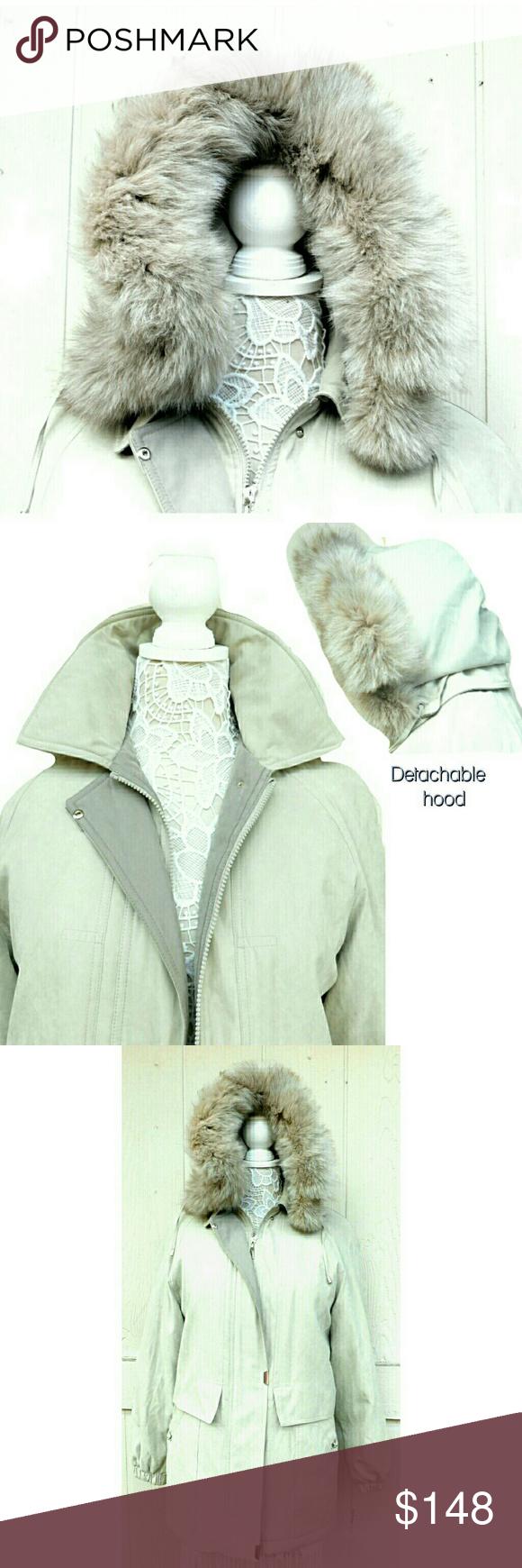 Glamorous Izzi Outerwear Fox Fur Hooded Jacket Glamorous Izzi Outerwear Fox Fur Hooded Jacket Pre Loved Euc Rn 38 Fur Hood Jacket Clothes Design Fashion Tips [ 1740 x 580 Pixel ]