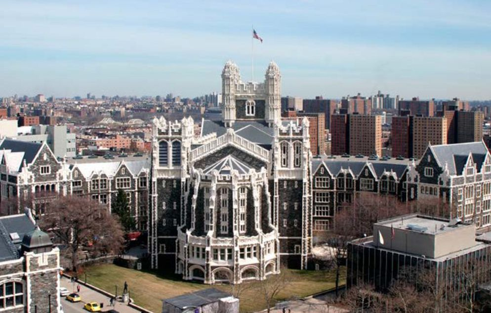 Haunted City College Of New York In New York City In 2020 City College Top Universities York Castle