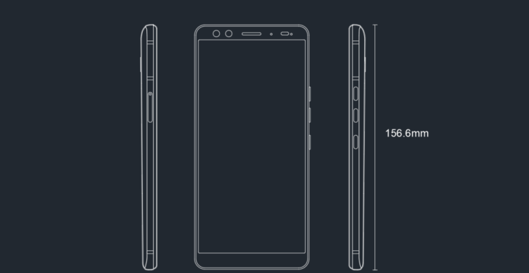 Mobile Phone Drawing | | Free CAD Block Symbols And CAD Drawing