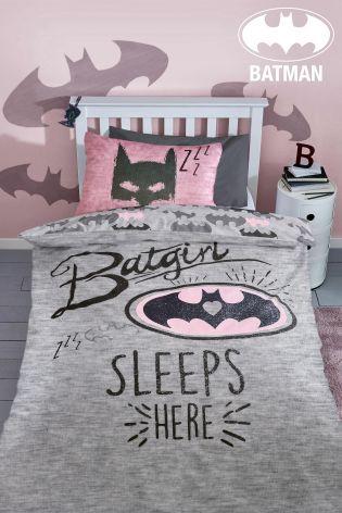 Bat Girl Bed Set | Batman room, Superhero room, Crib sets girl