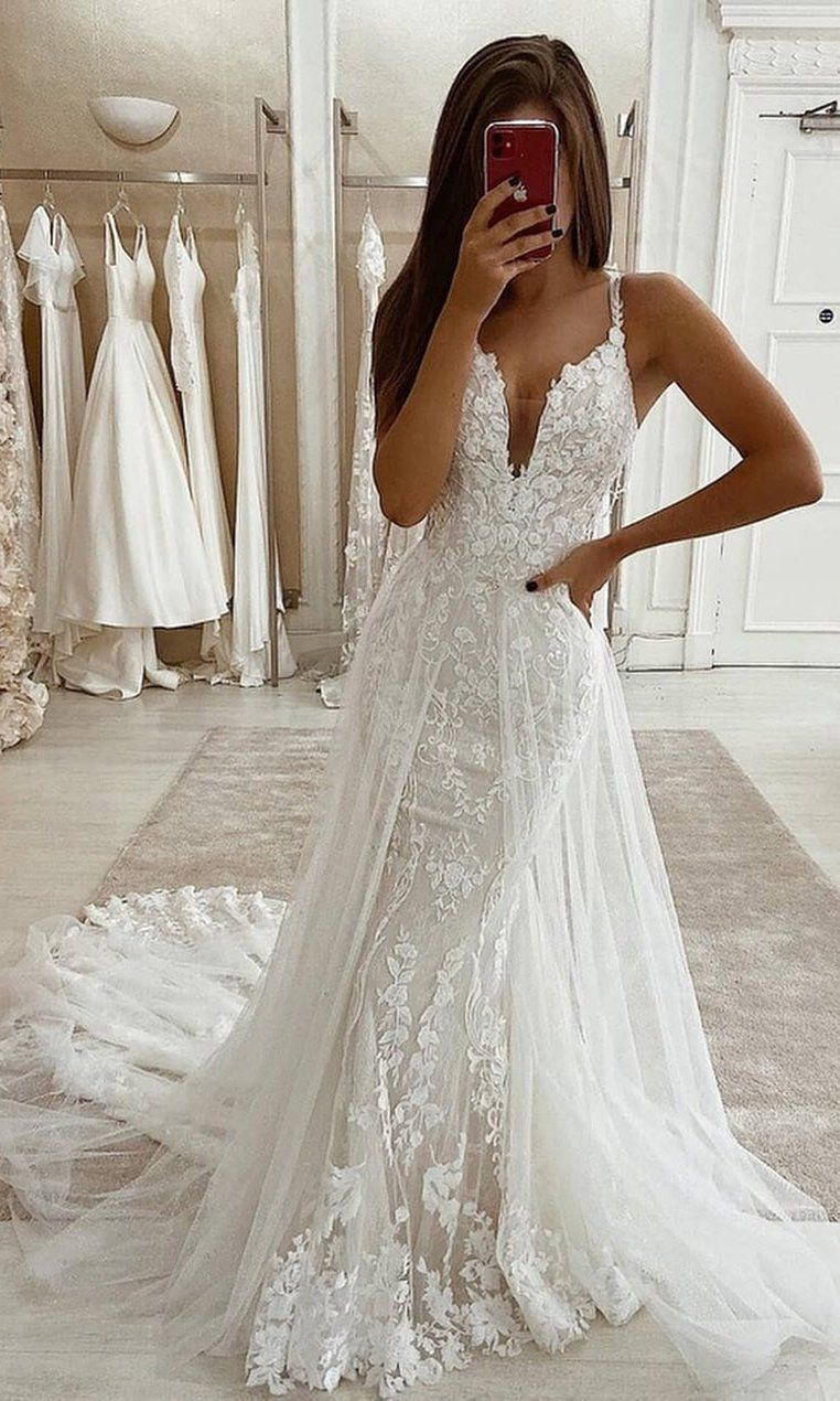 Pin On Wedding Dresses In 2020 Wedding Dresses Lace Ronald Joyce Wedding Dresses Ball Gown Wedding Dress