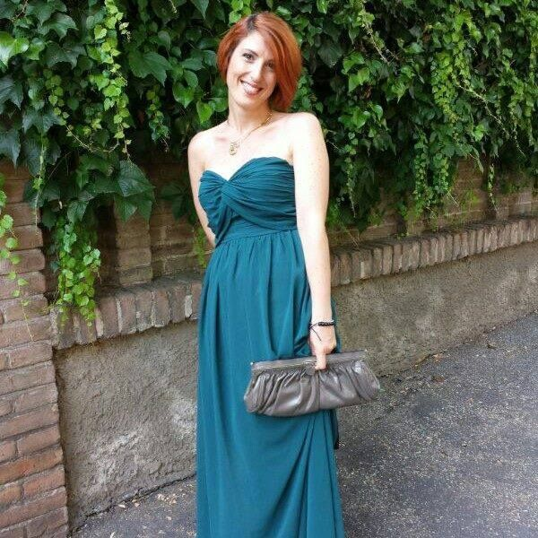 Wedding outfit for a weekend in Rome
