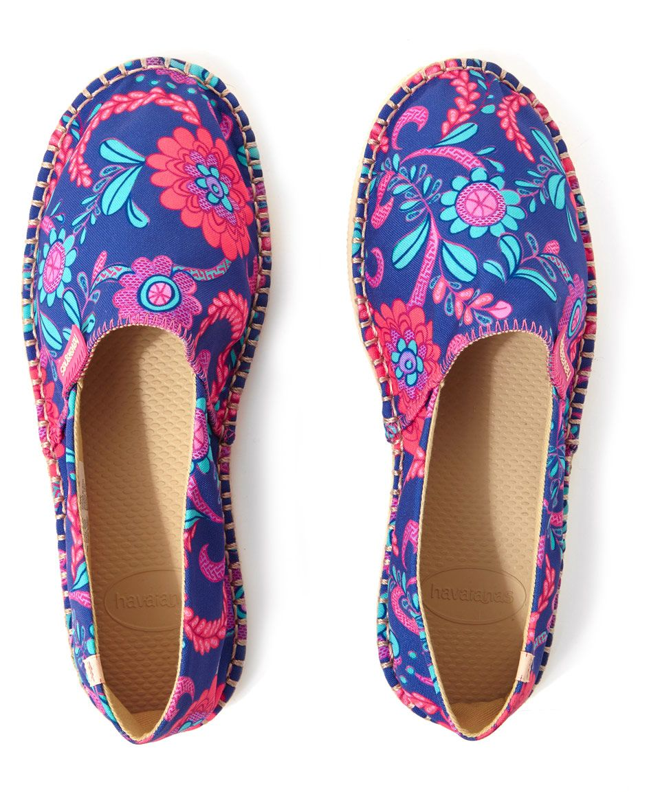 7539d7ee5 Liberty for Havaianas Tropical Bloom Liberty Print Origine Espadrilles