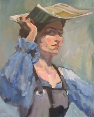 hedendaagse portretschilders