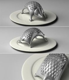 This hedgehog-inspired cheese grater is so cute that you'll want to keep it as part of your kitchen décor.