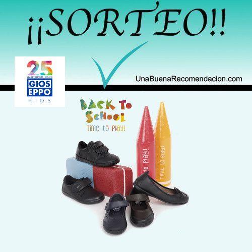 nuevo estilo e6f0c bf3b1 Sorteo Zapatos Colegiales Gioseppo Kids, modelo y nº a ...