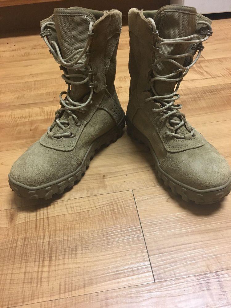 ad9bdefa6e3 Rocky s2v boots no box Size 6W Coyote Brown #fashion #clothing ...