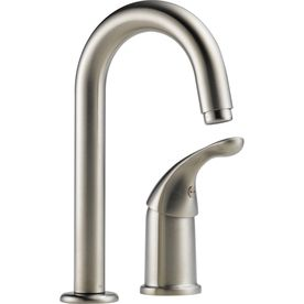 Delta Classic Stainless 1 Handle Bar Faucet 151 But You May Want To