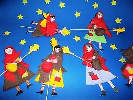 Attività Bambini ~ Risultati immagini per la befana attività per bambini winter