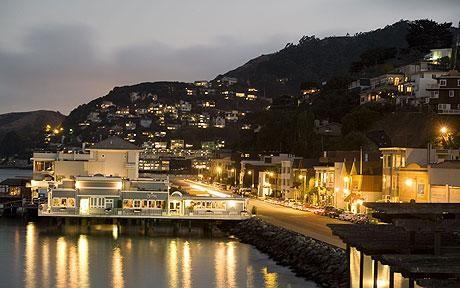 Inn Above Tide Sausalito California Hotel Review