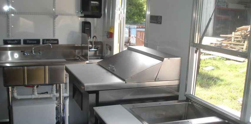 The Ultimate Food Truck Equipment Checklist  FloridaS Custom
