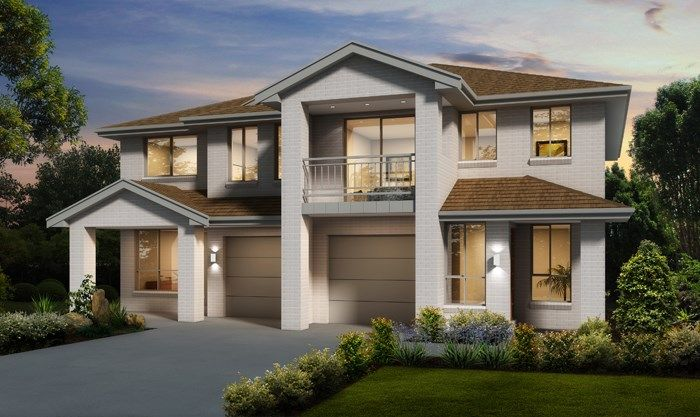 Single Duplex Double Storey House Designs Masterton Homes For The Home Pinterest House
