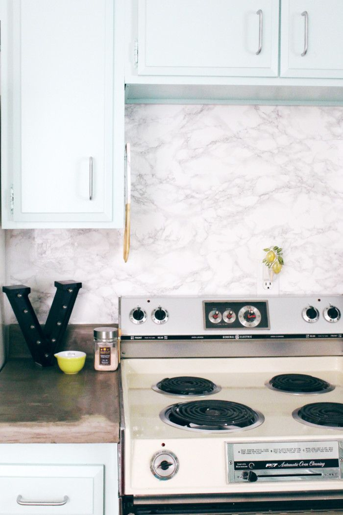 Diy Marble Contact Paper Backsplash Diy Marble Contact Paper