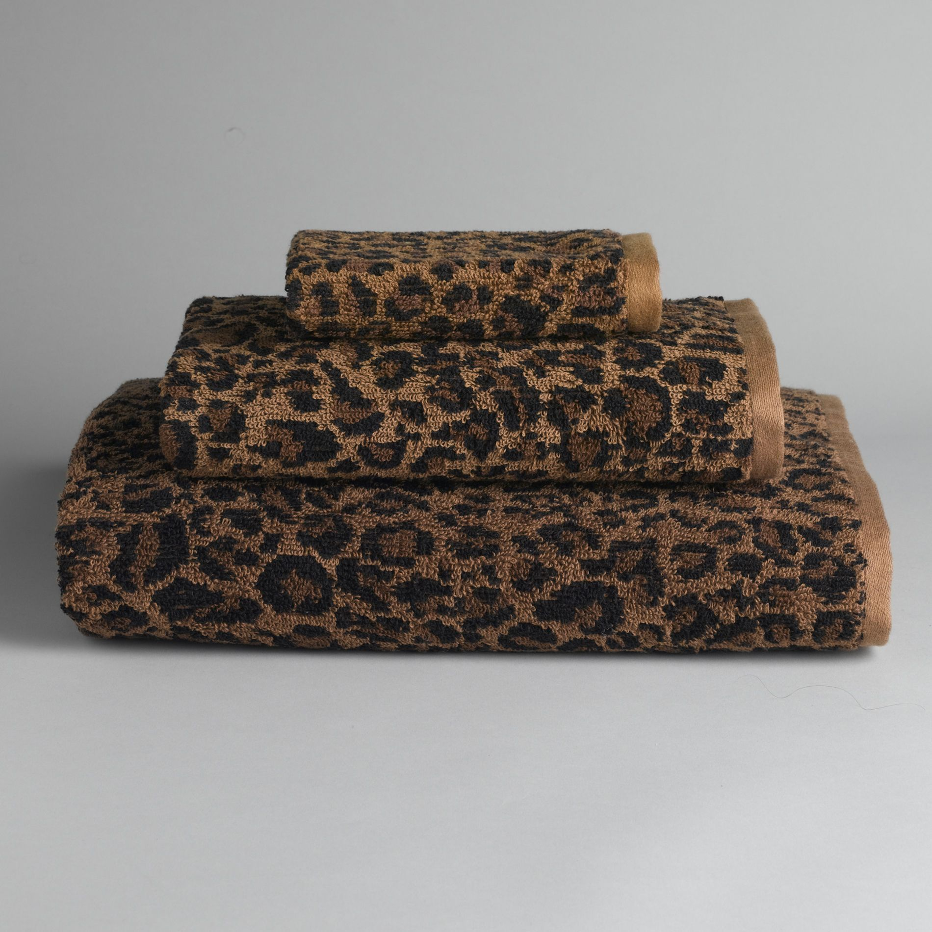 Kmart Bathroom Towels Decorative Bamboo Ladder Kmart Colormate Soft And Plush Cotton B In 2020 Leopard Print Bathroom Leopard Print Accessories Leopard Bathroom Decor