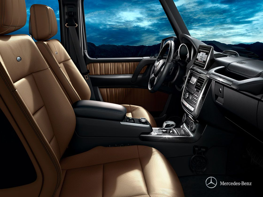 Mercedes Benz G Class The Height Of Luxury Mercedes Benz G