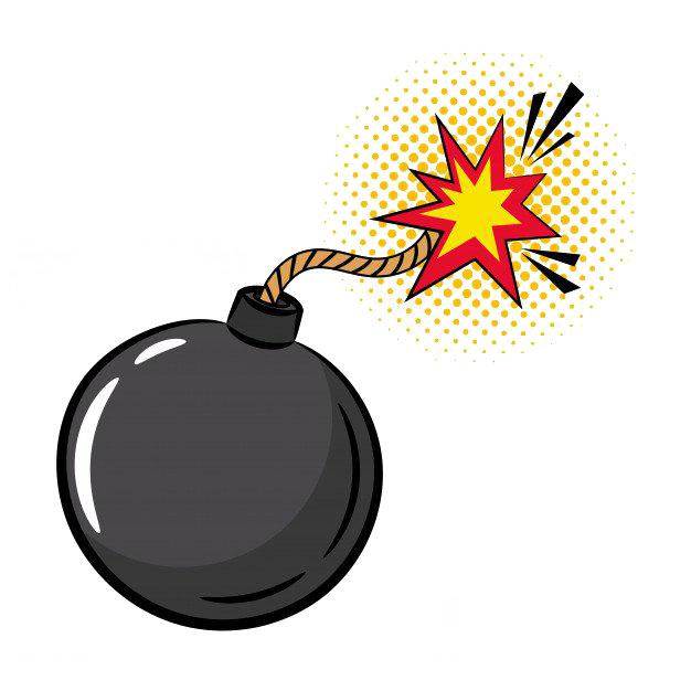 Animated Bomb Png File Pop Art Art Logo Art