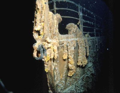 Titanic Sept. 1st 1985