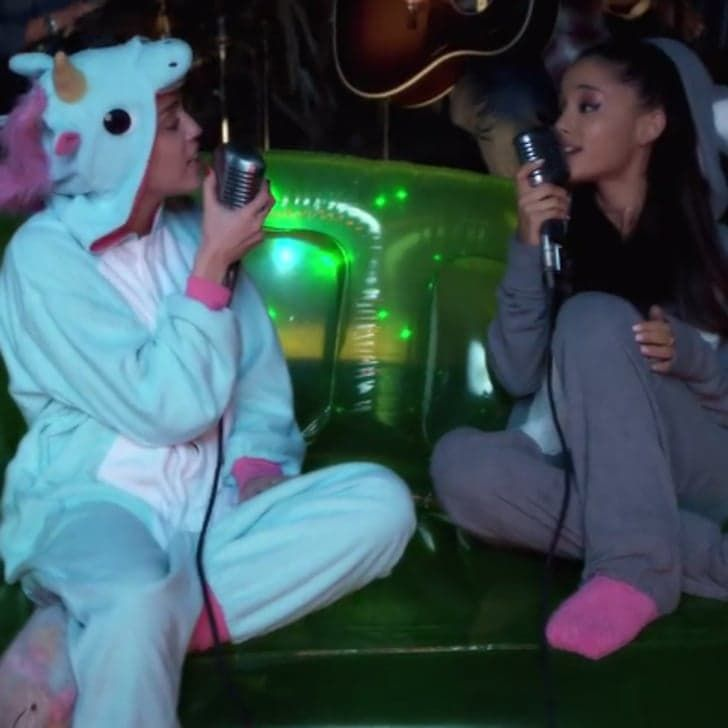 Miley Cyrus And Ariana Grande Cover Of Don T Dream It S Over